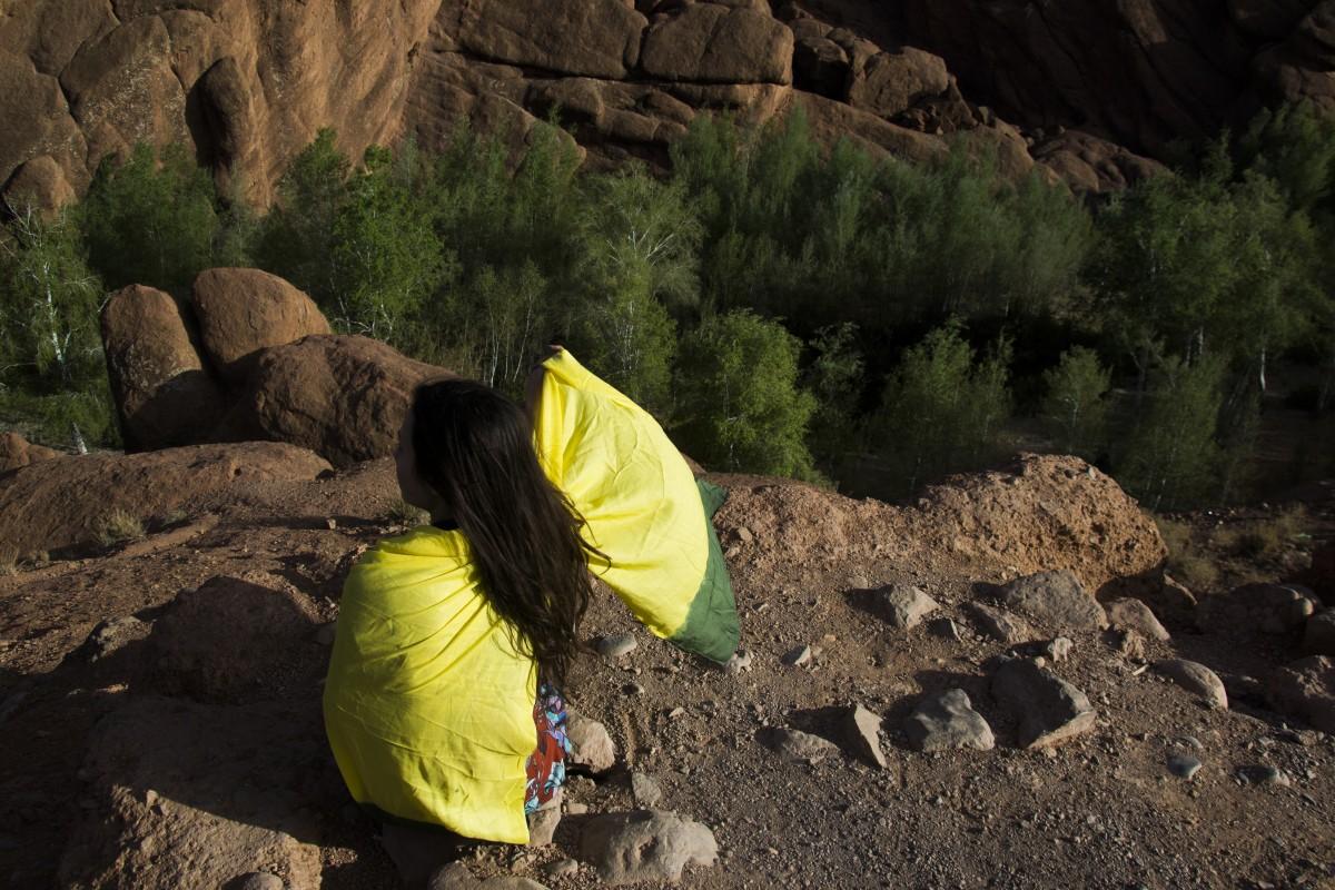 Dades Gorge Maroc Monkey Fingers