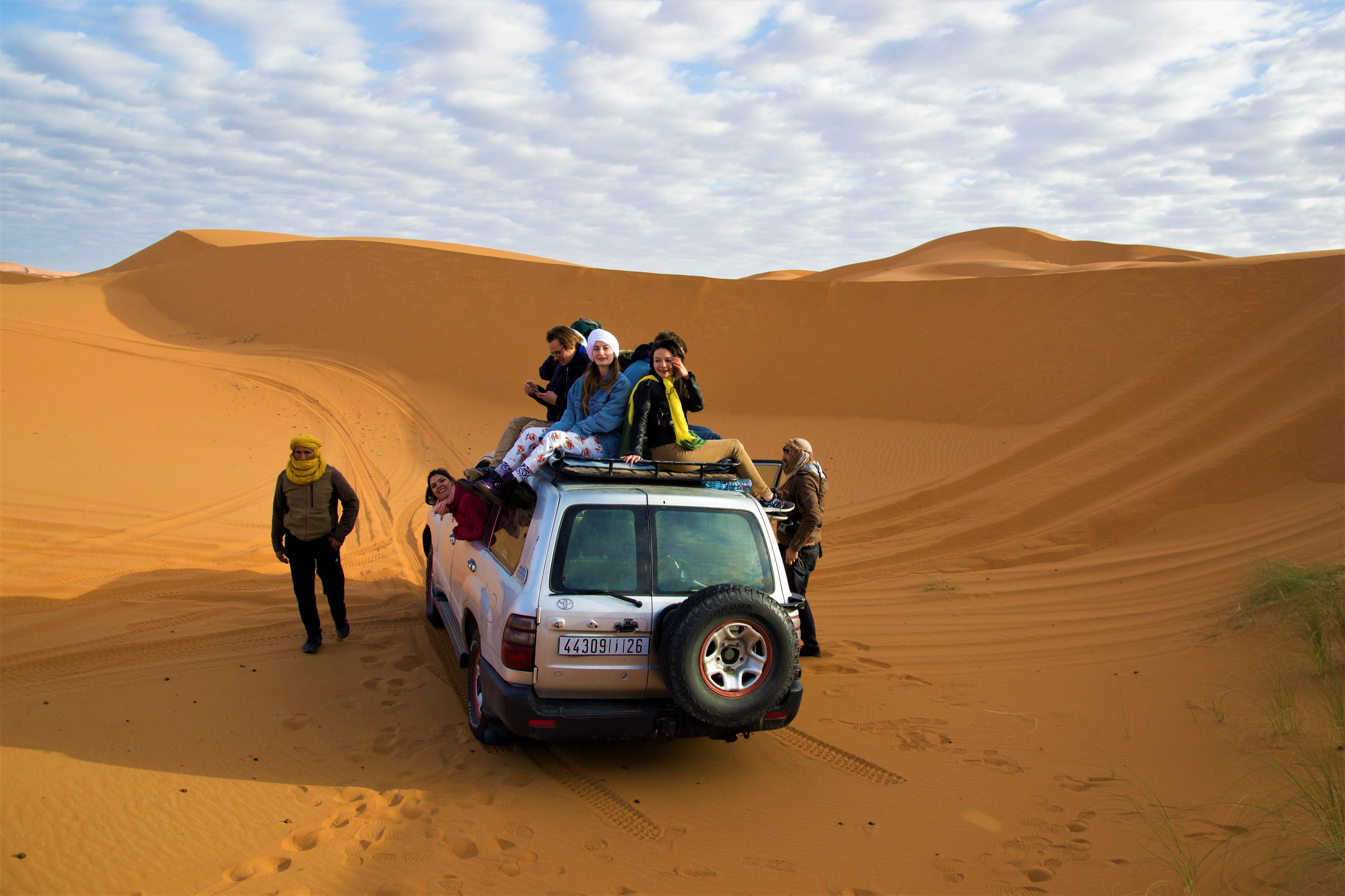 Desert Excursie Sahara Vest