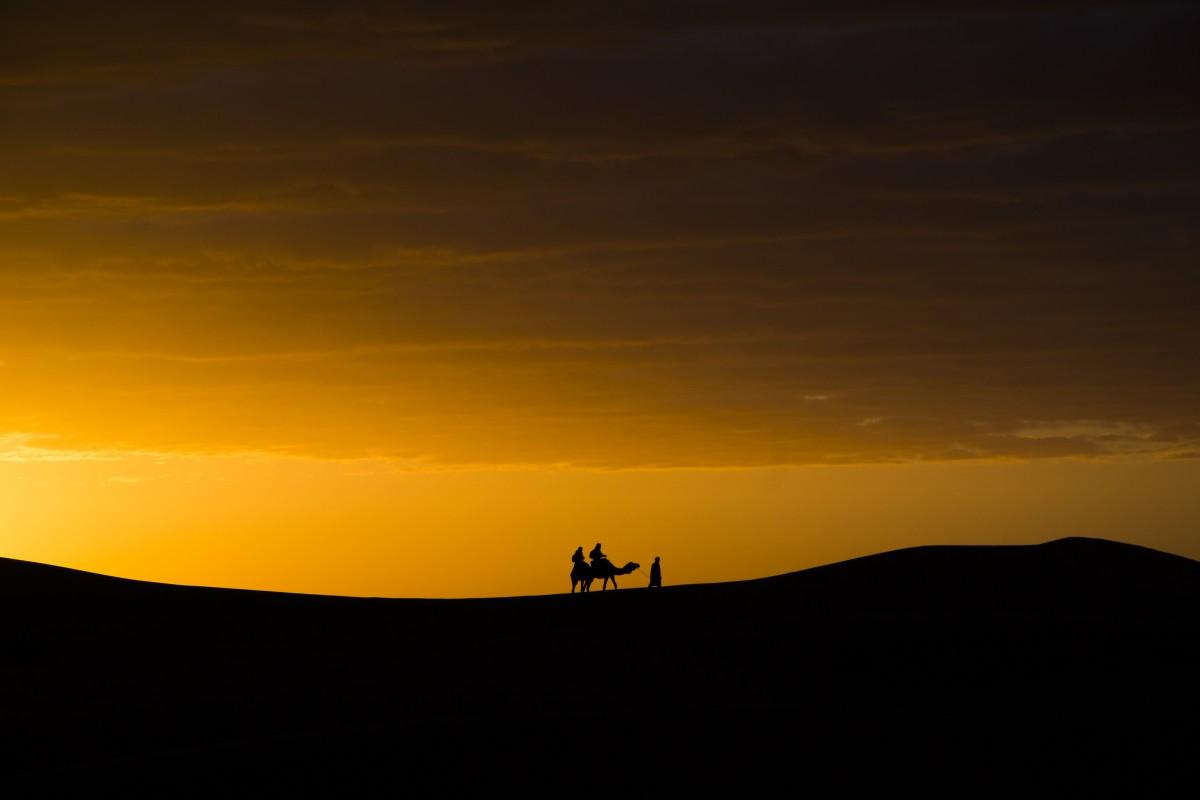 Desert Sahara Apus