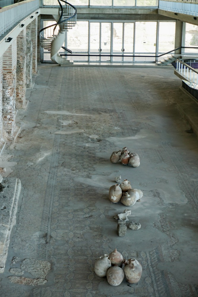 Edificiu Roman Mozaic Constanta