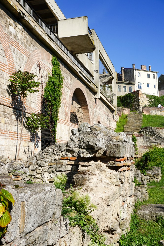 Edificiul Roman cu Mozaic Constanta