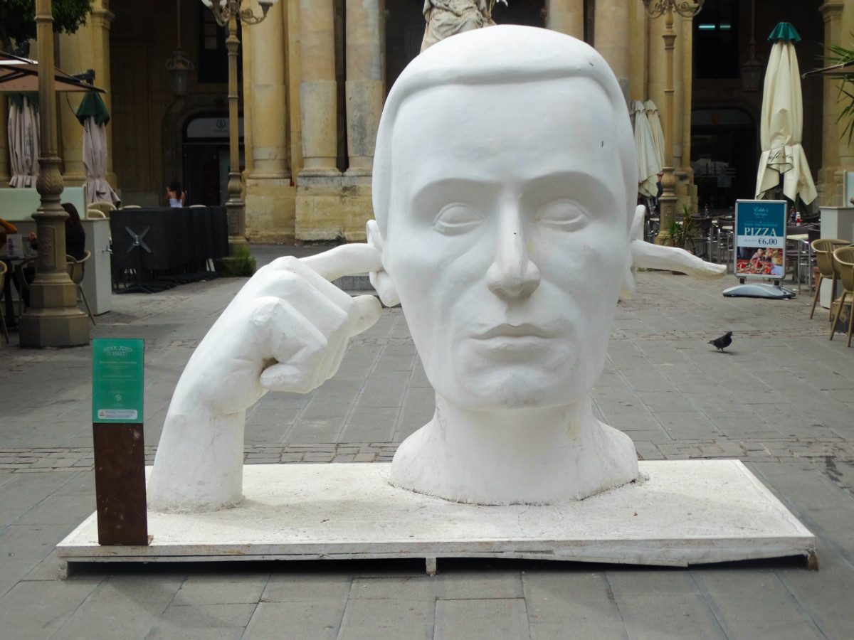 Expozitie Arta Valletta