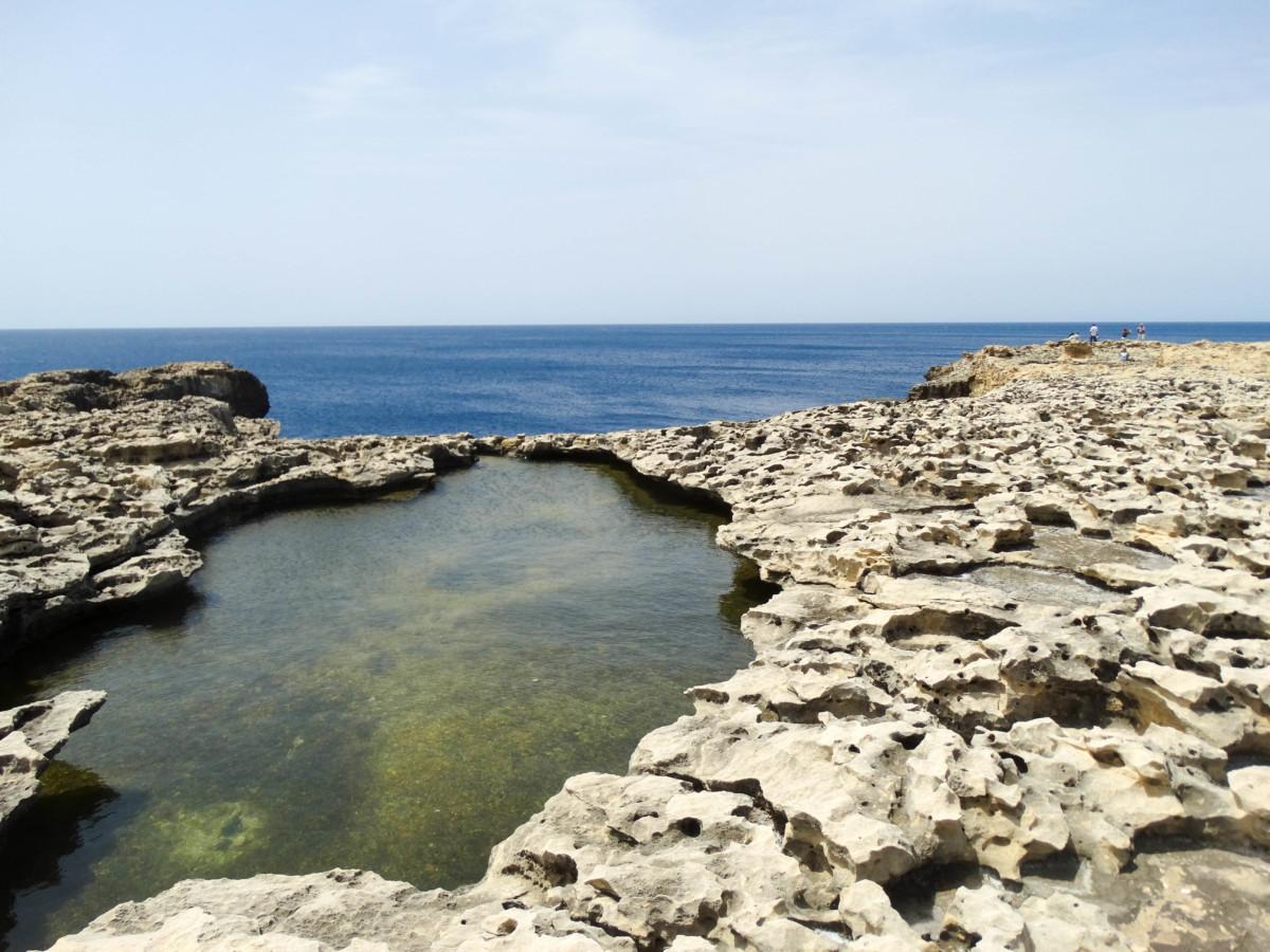 Fereastra Albastra Malta Vacanta