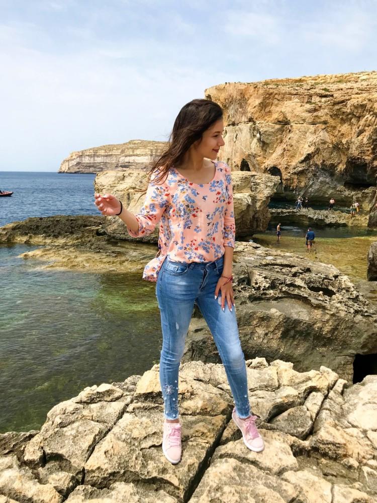 Fereastra Albastra Malta
