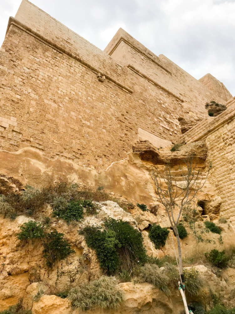 Gozo Cetatea Victoria