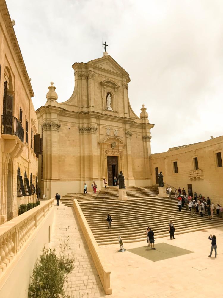 Insula Gozo Malta