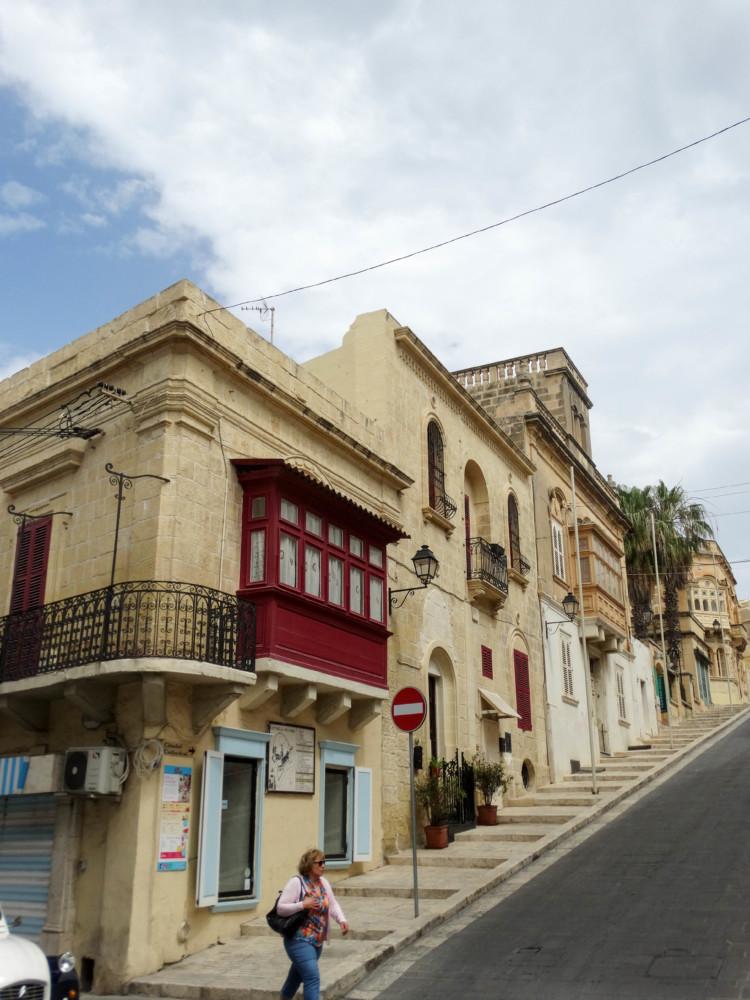 Insula Gozo Strazi