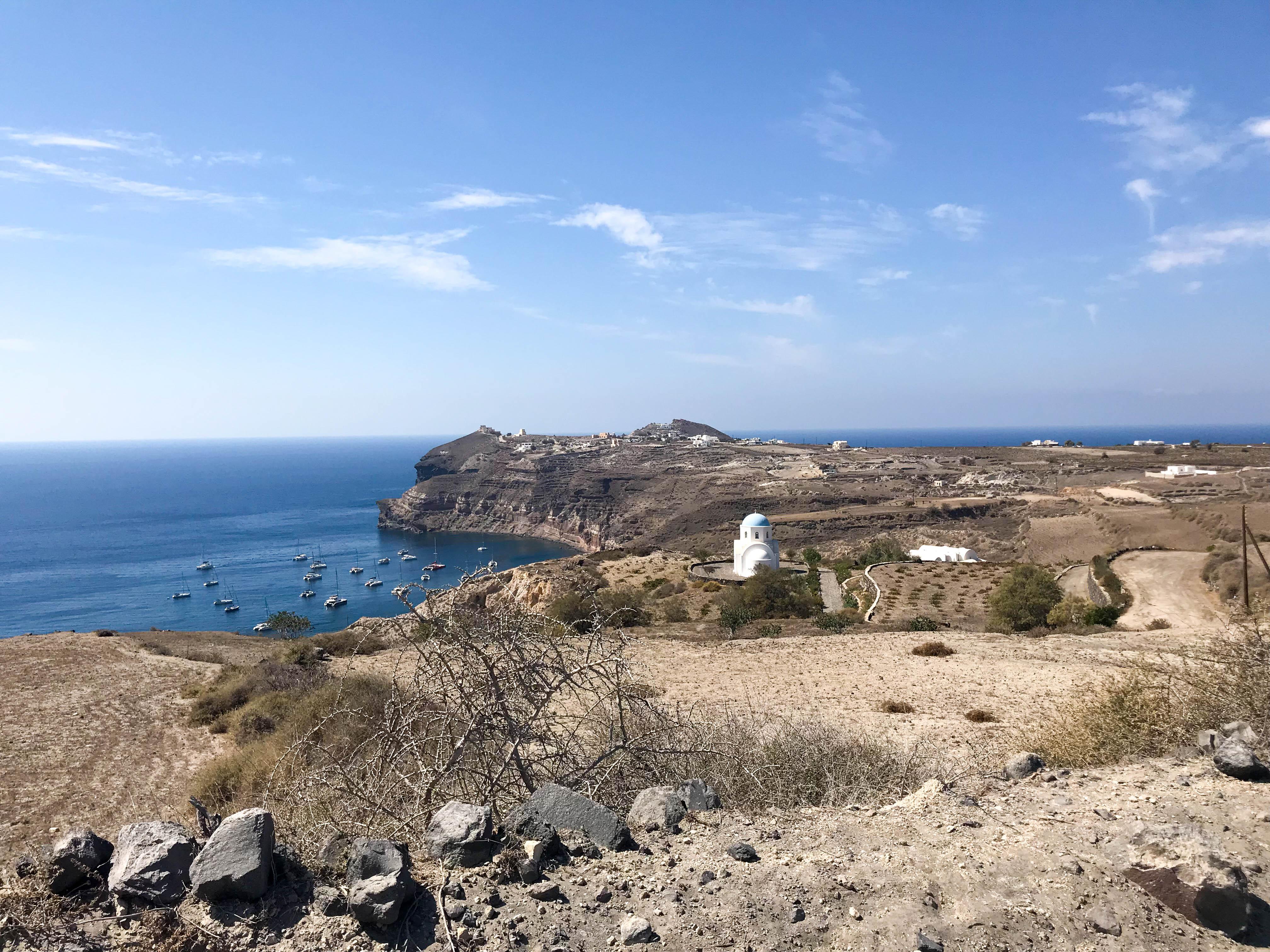 Insula Santorini Grecia Calatorie