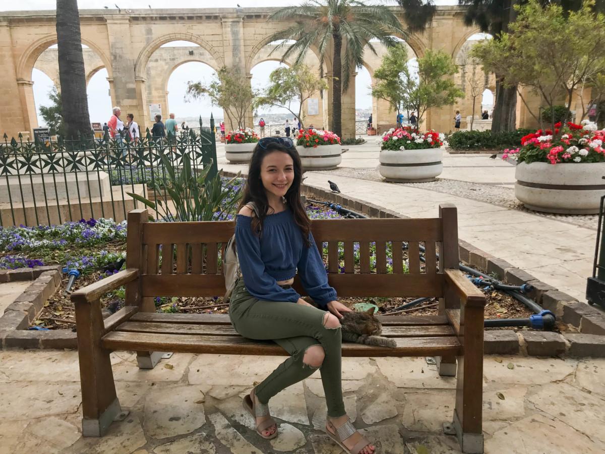 Malta Barrakka Gardens