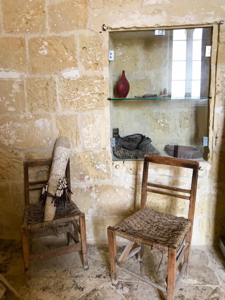 Malta Insula Gozo Muzeu