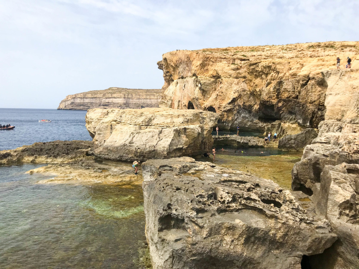 Malta Stanci Coasta