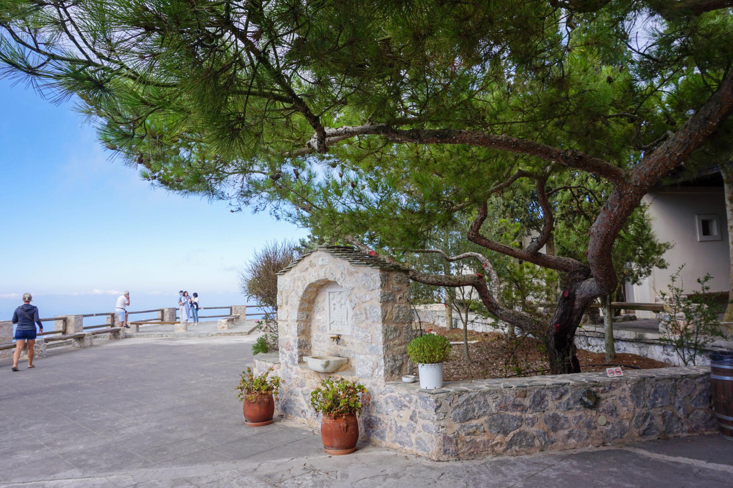 Manastire Ilie Santorini