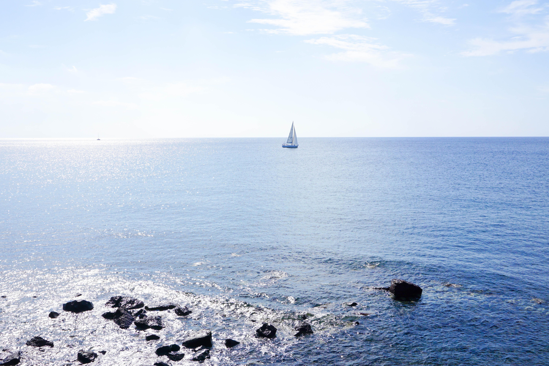 Mare Santorini Grecia Insula