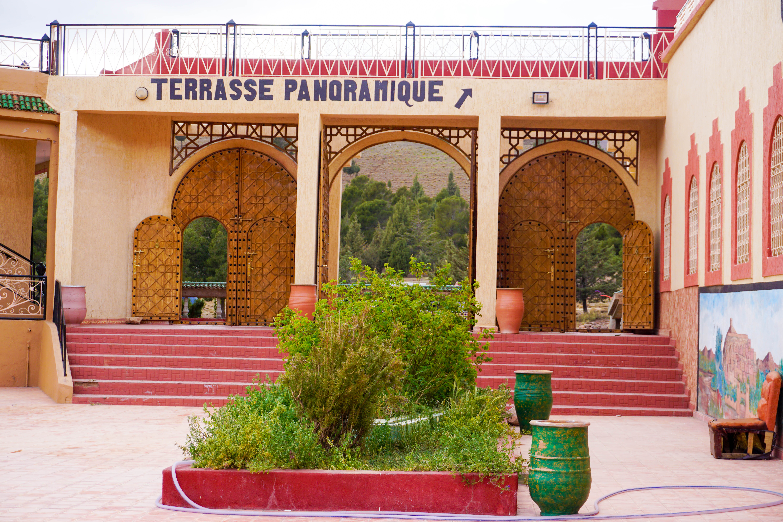 Maroc Ghid Calatorie