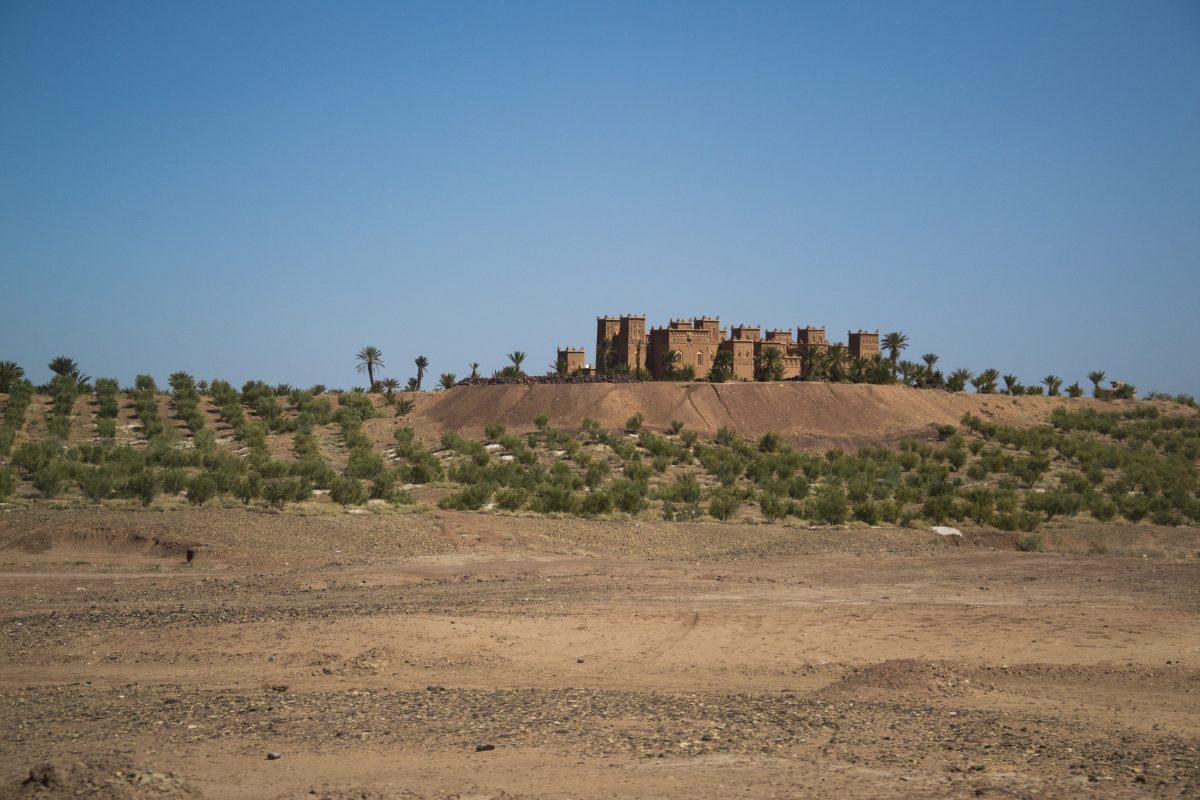 Maroc Kasbah Taourirt