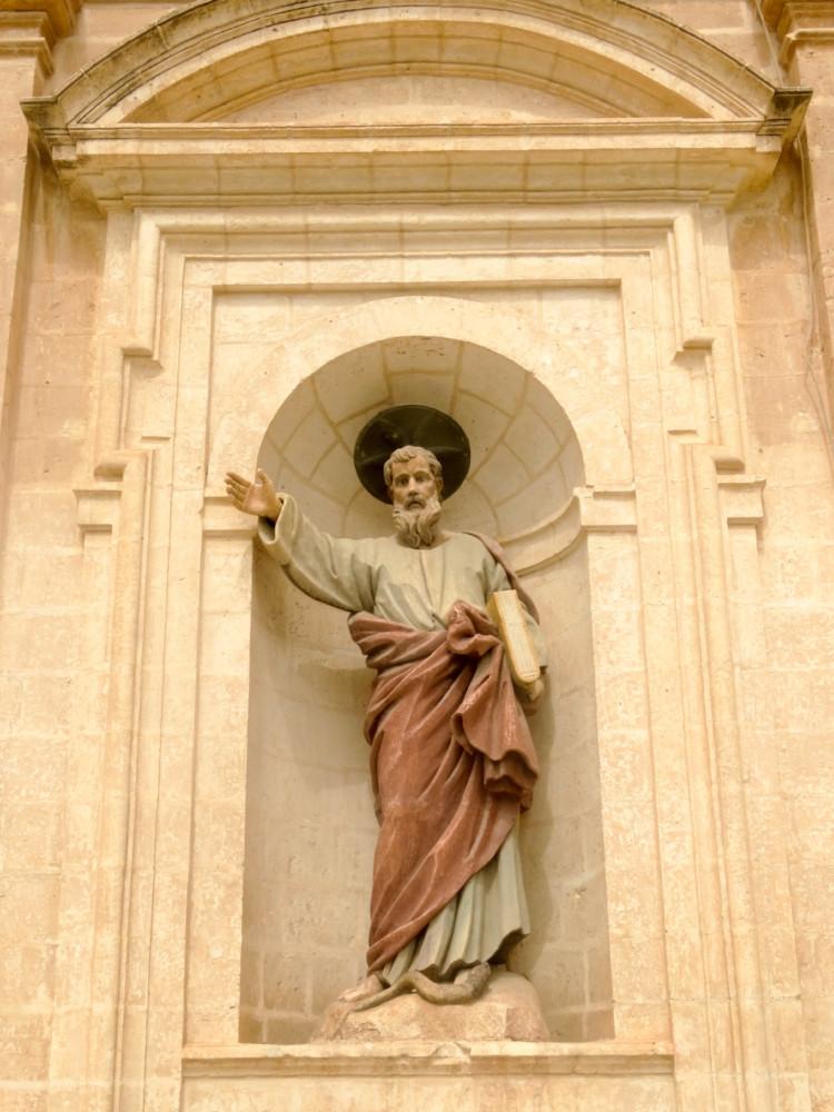 Mellieha Catedrala Sfinti