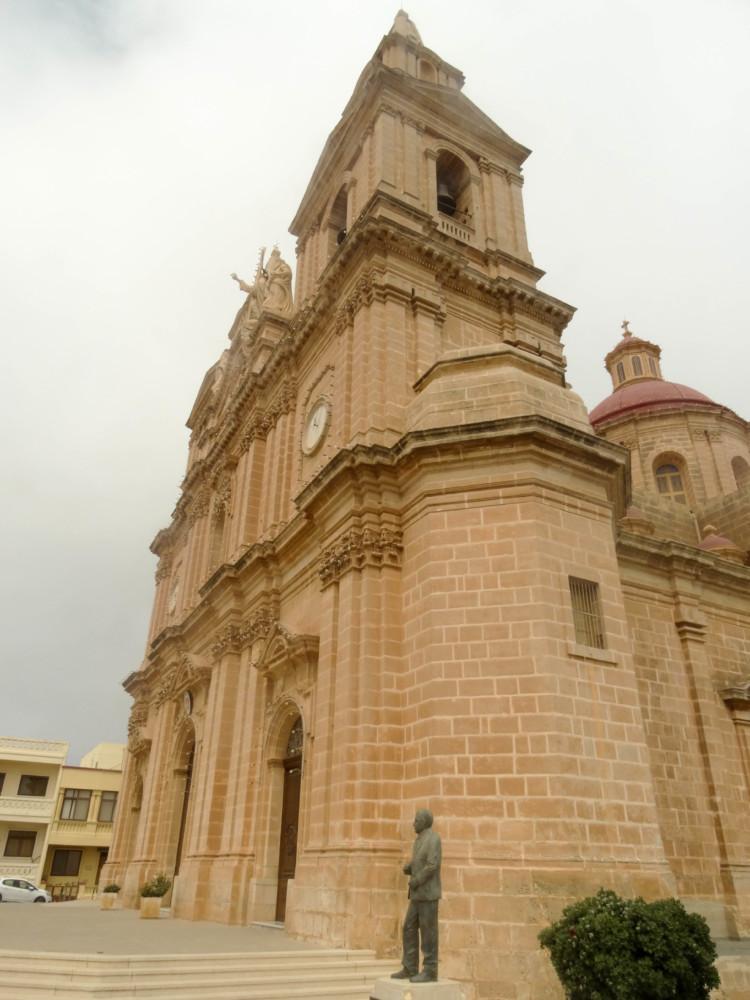 Mellieha Catedrala