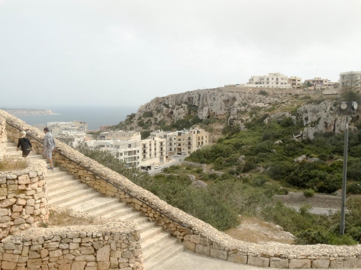 Mellieha Coasta Cladiri