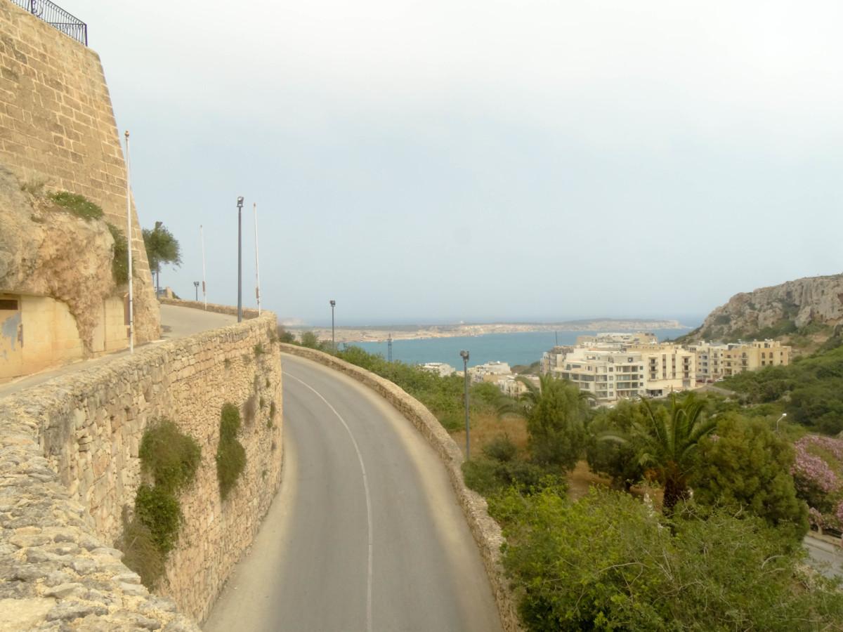 Mellieha Sosea Malta