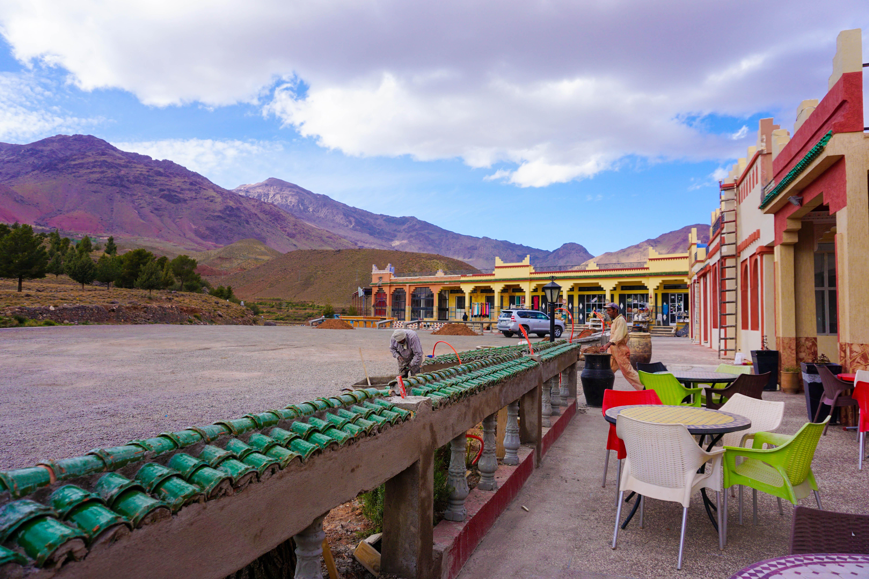 Merzouga Maroc