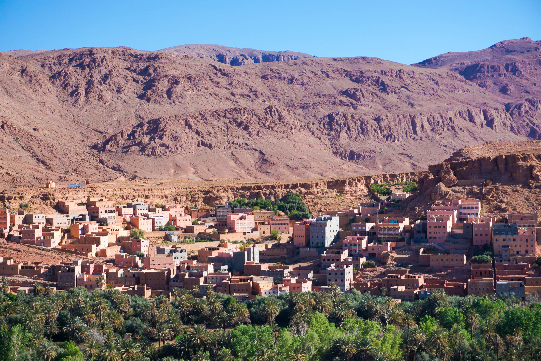 Priveliste Maroc Vacanta