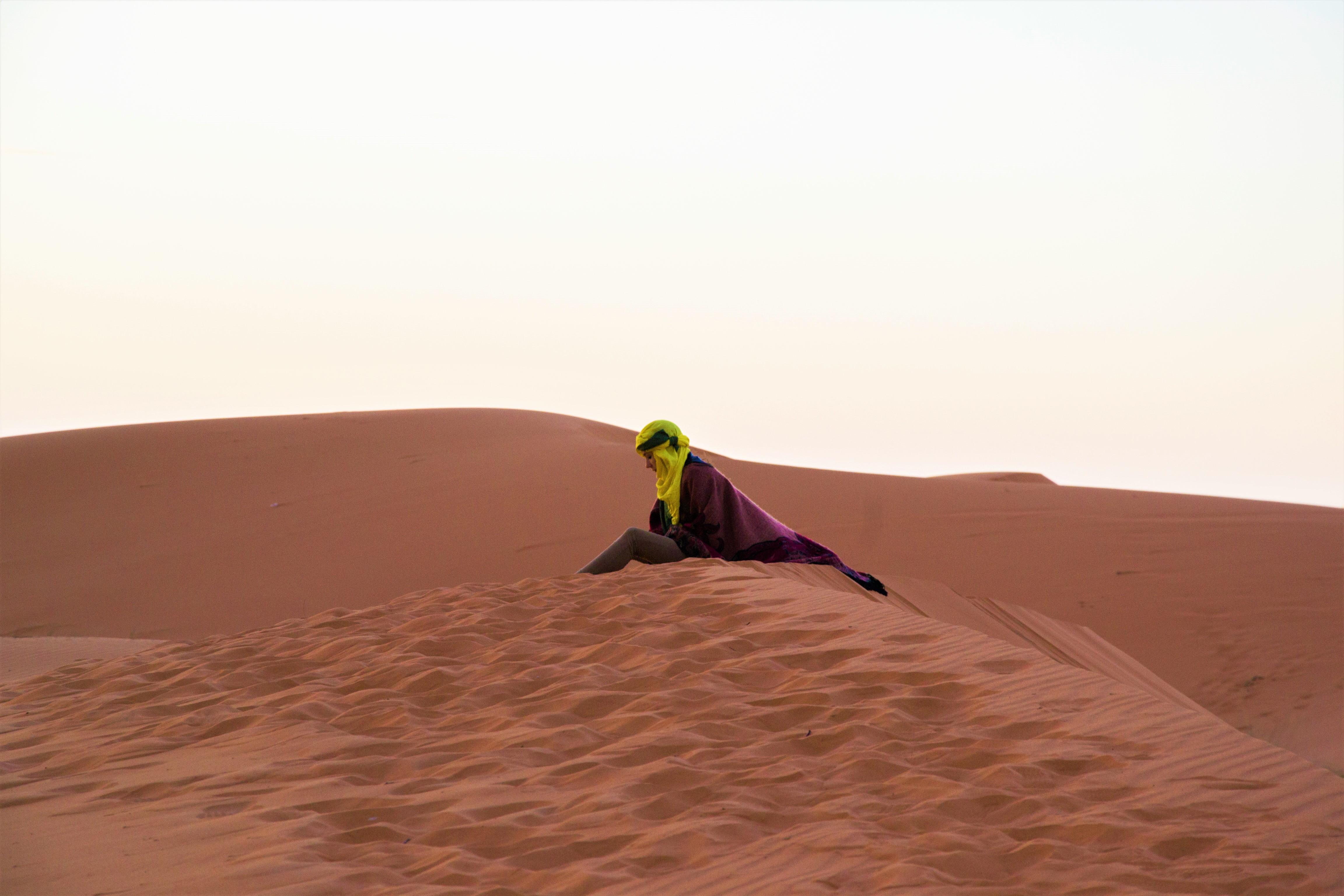 Rasarit Desert Sahara de Vest