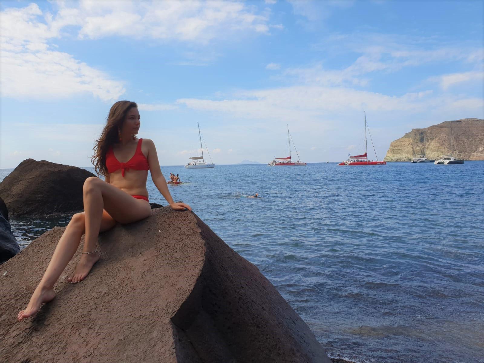 Red Beach Vacanta