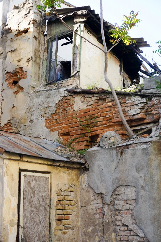 Ruine Sinagoga Constanta