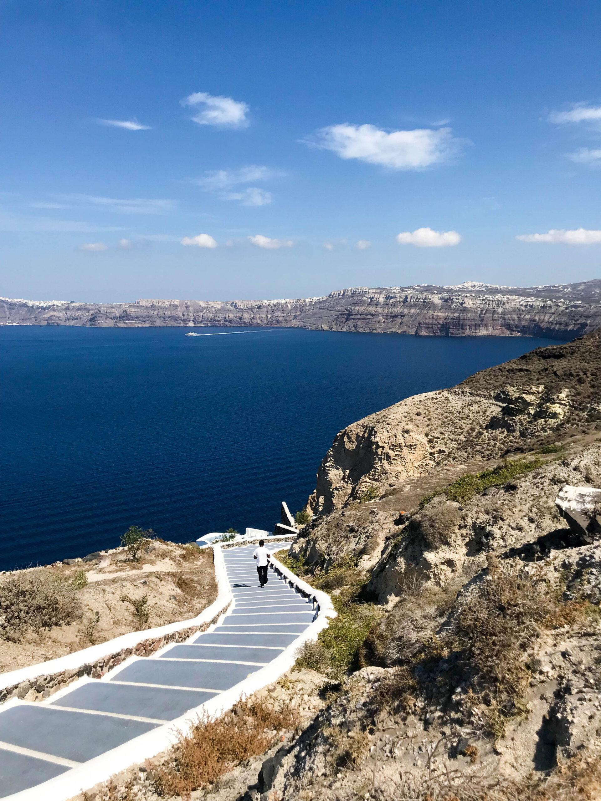Santorini Insula Grecia Ghid