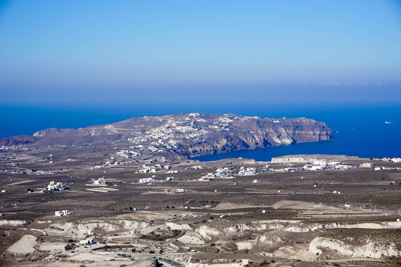 Santorini Insula Grecia