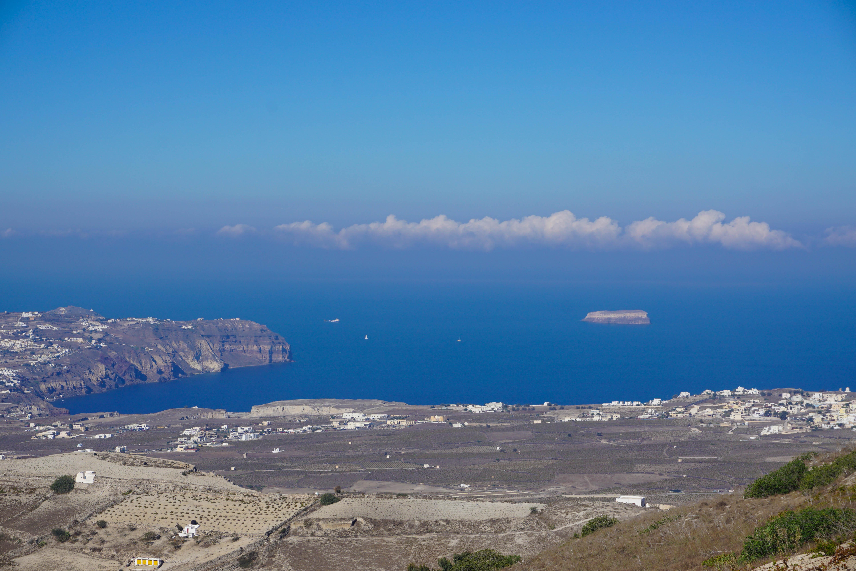 Santorini Insula Mare Priveliste