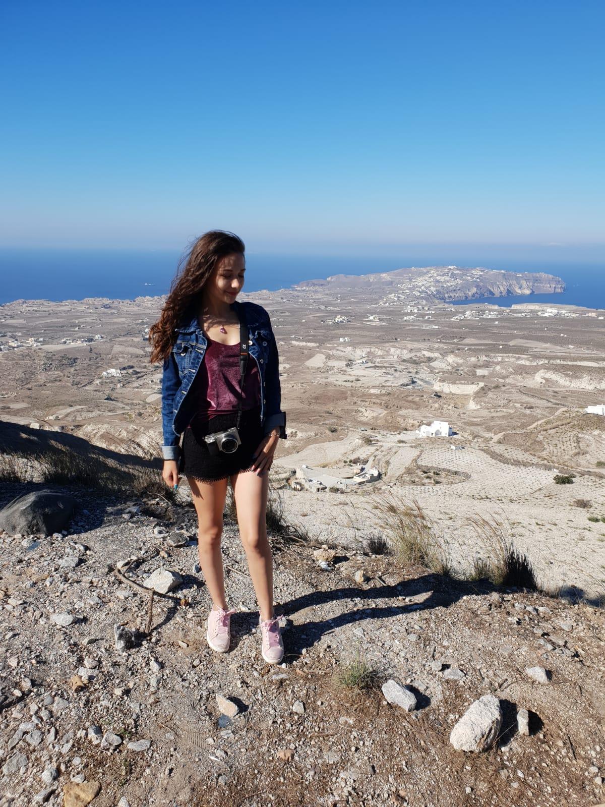 Santorini Vacanta Ghid
