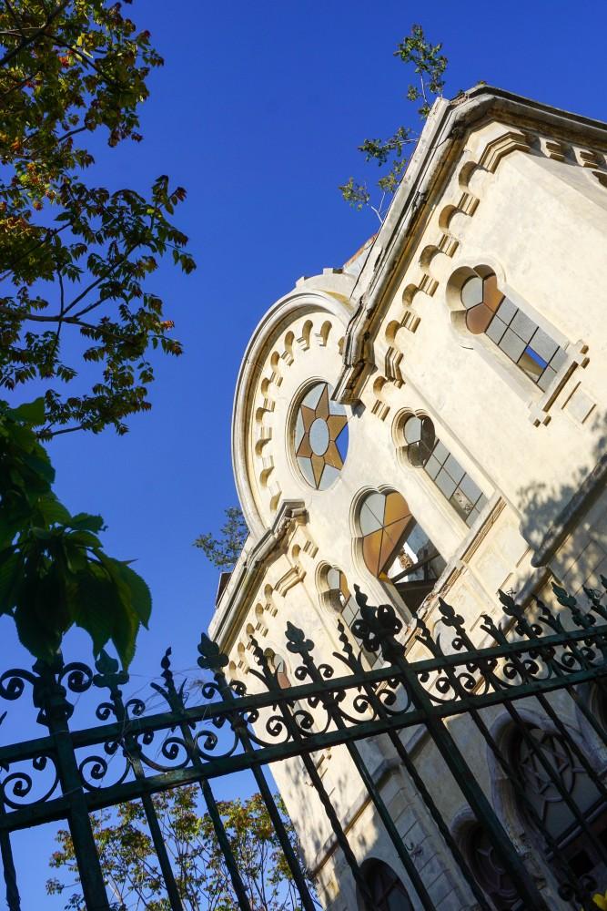 Sinagoga Mare Constanta Evrei