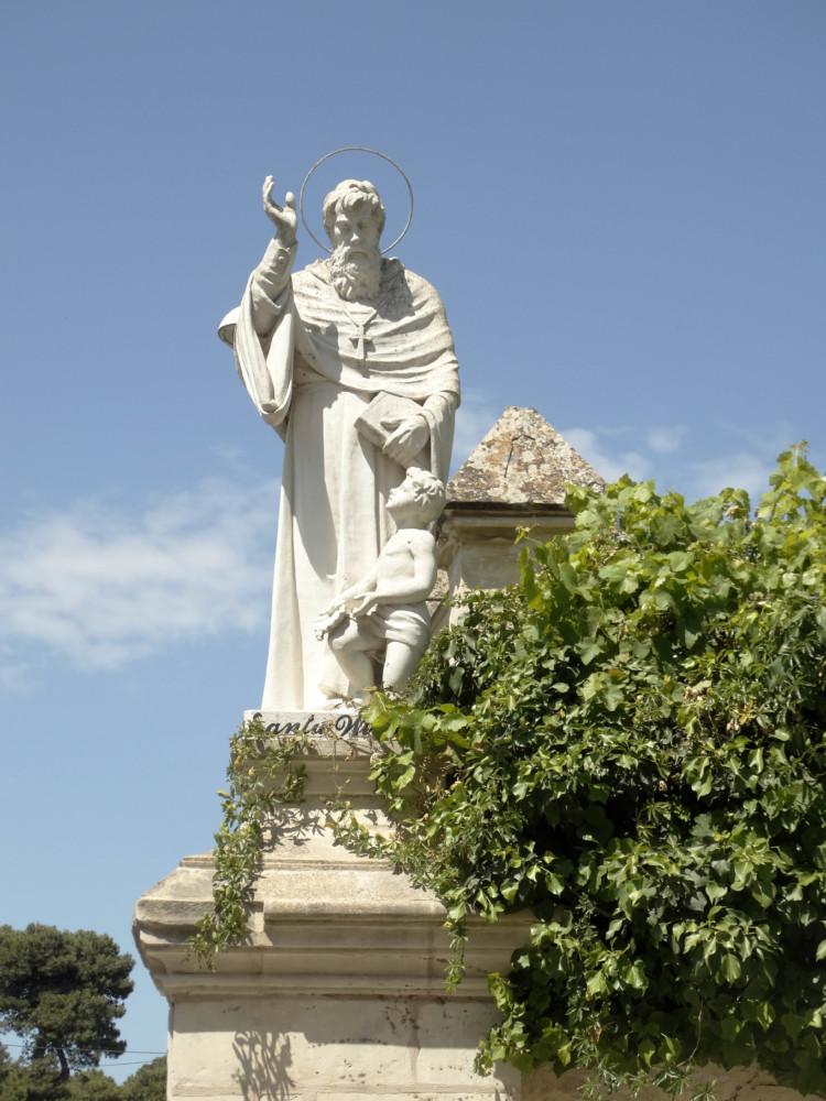 Statuie Sfant Rabat Malta