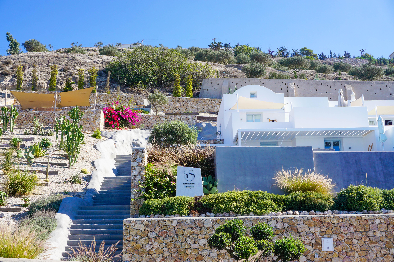 Strazi Santorini