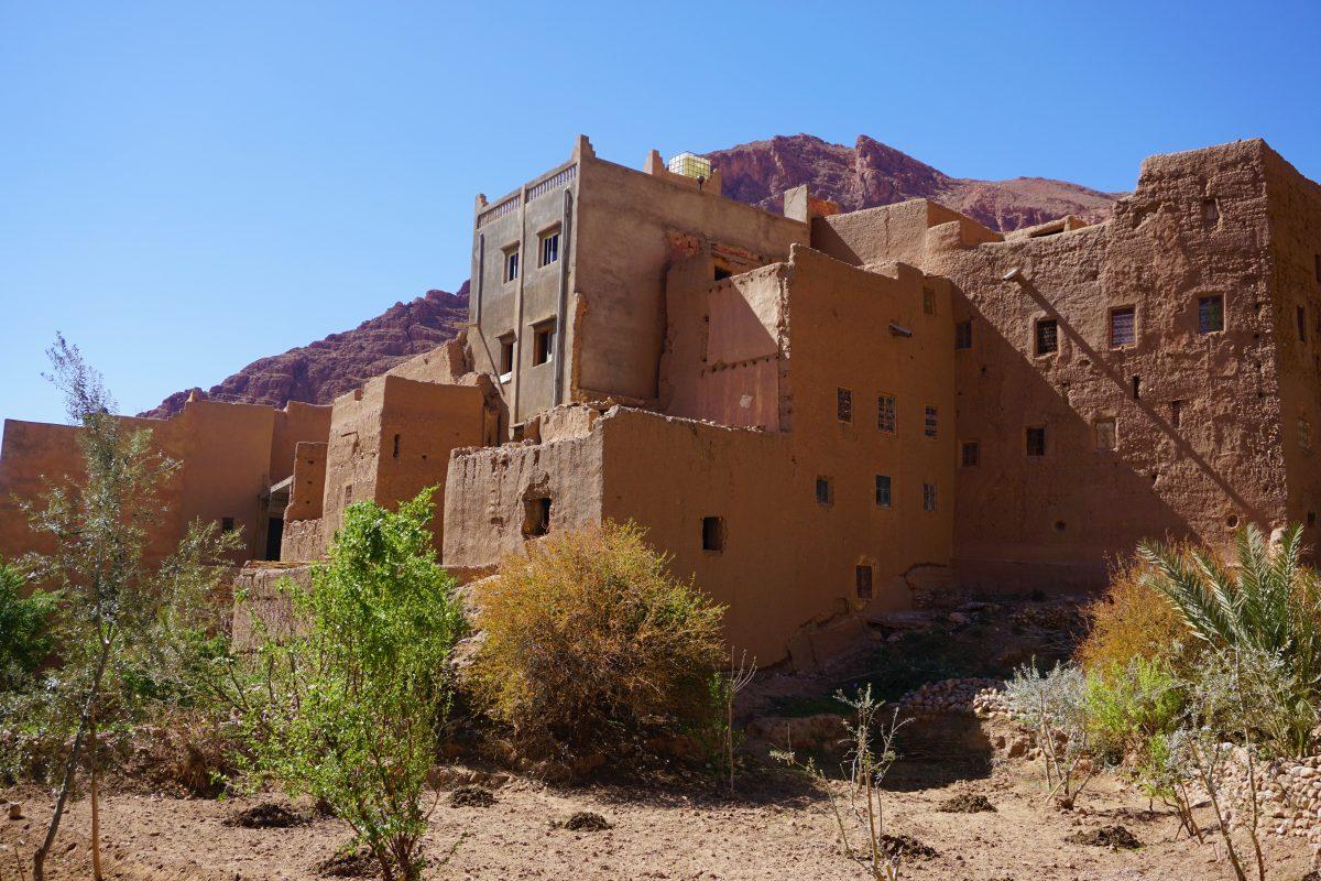 Tinghir Maroc Ghid