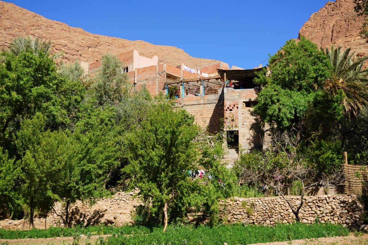 Tinghir Maroc