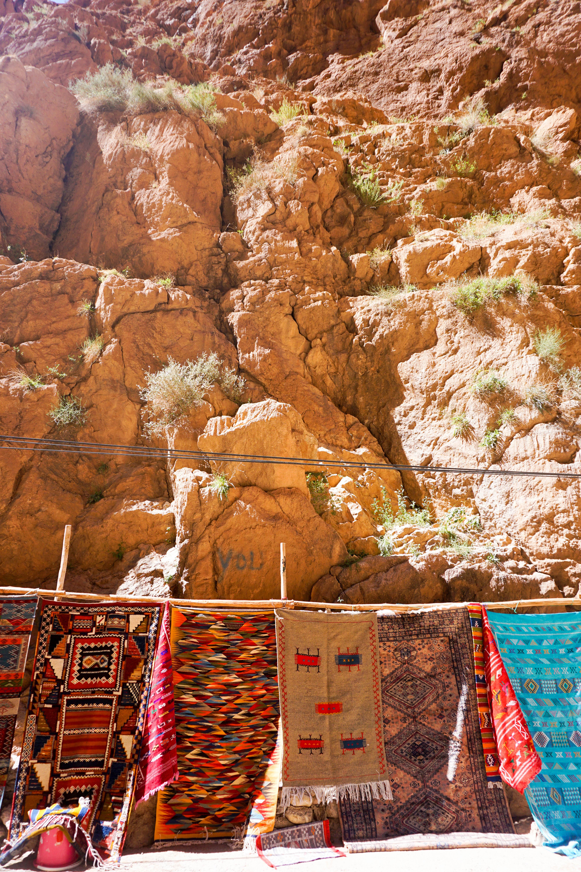 Todgha Gorge Berber Carpets