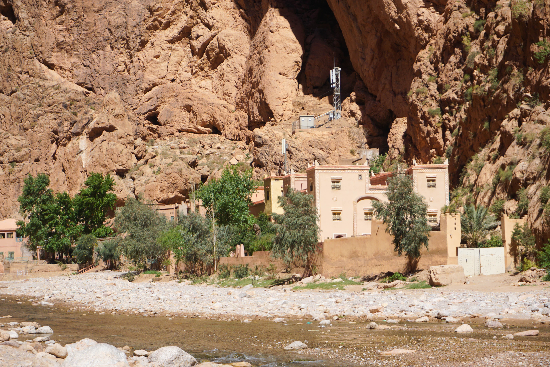 Todgha Gorge Poze Maroc