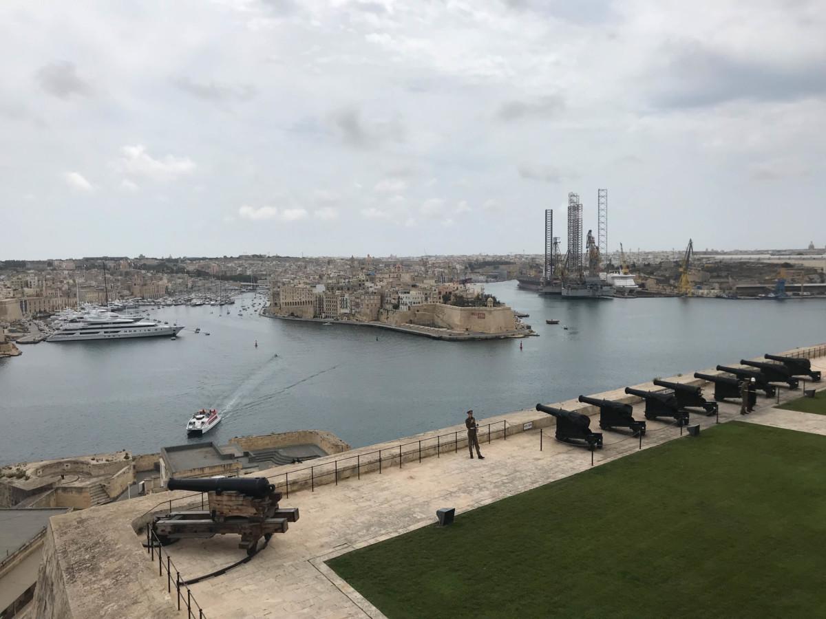 Tunuri Barrakka Valletta
