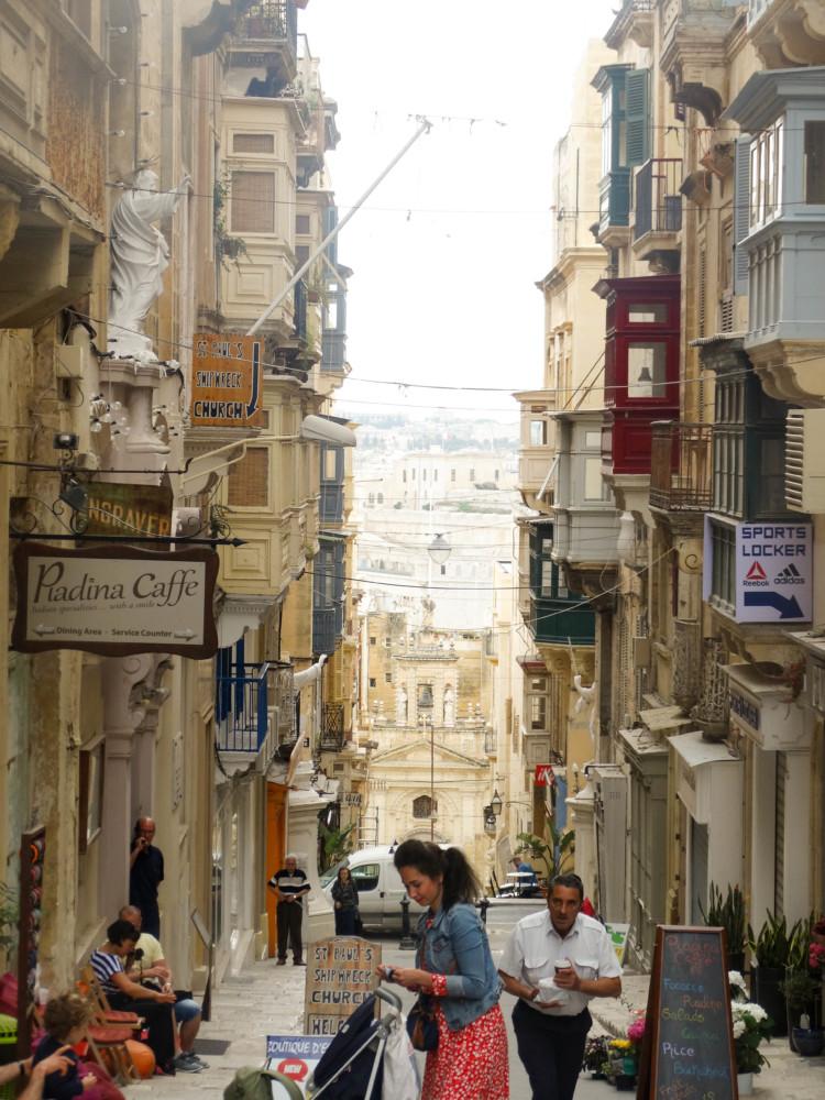 Valletta Arhitectura