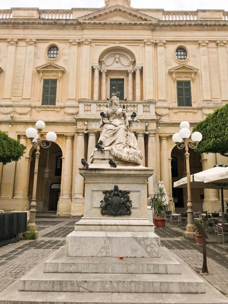 Valletta Malta Arhitectura