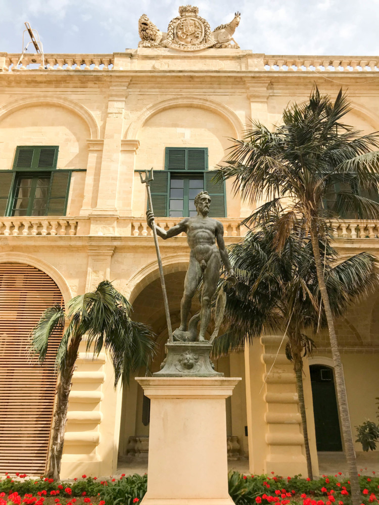Valletta Malta Insula