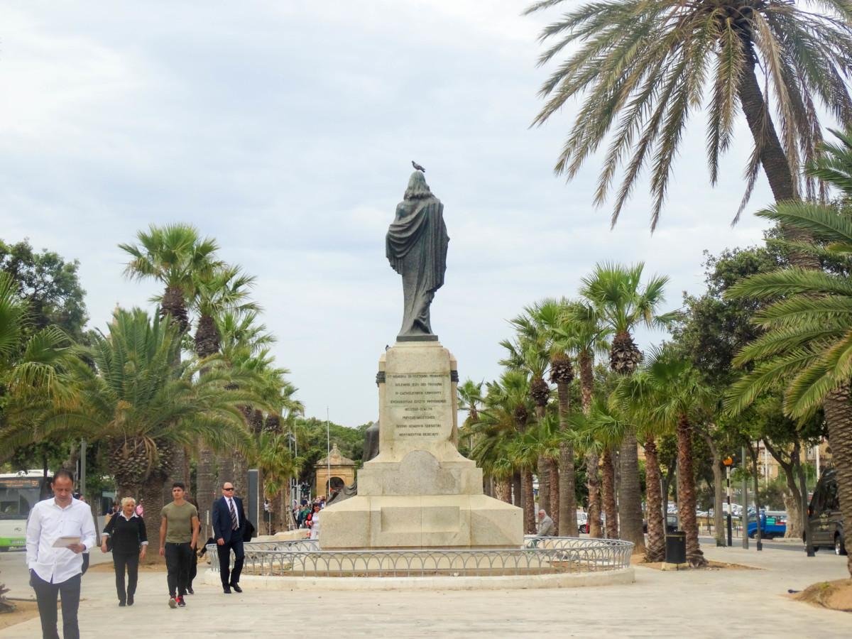 Valletta Malta Palmieri