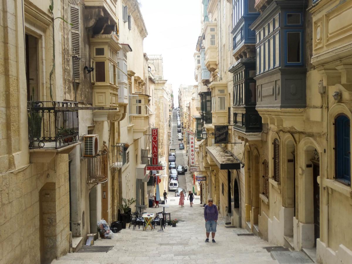 Valletta Strazi Malta