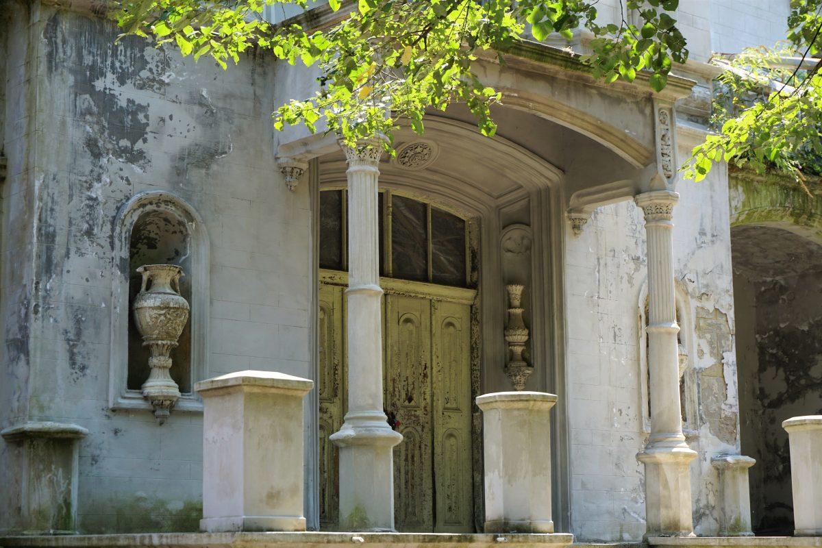 Vila Elisabeta Baile Herculane
