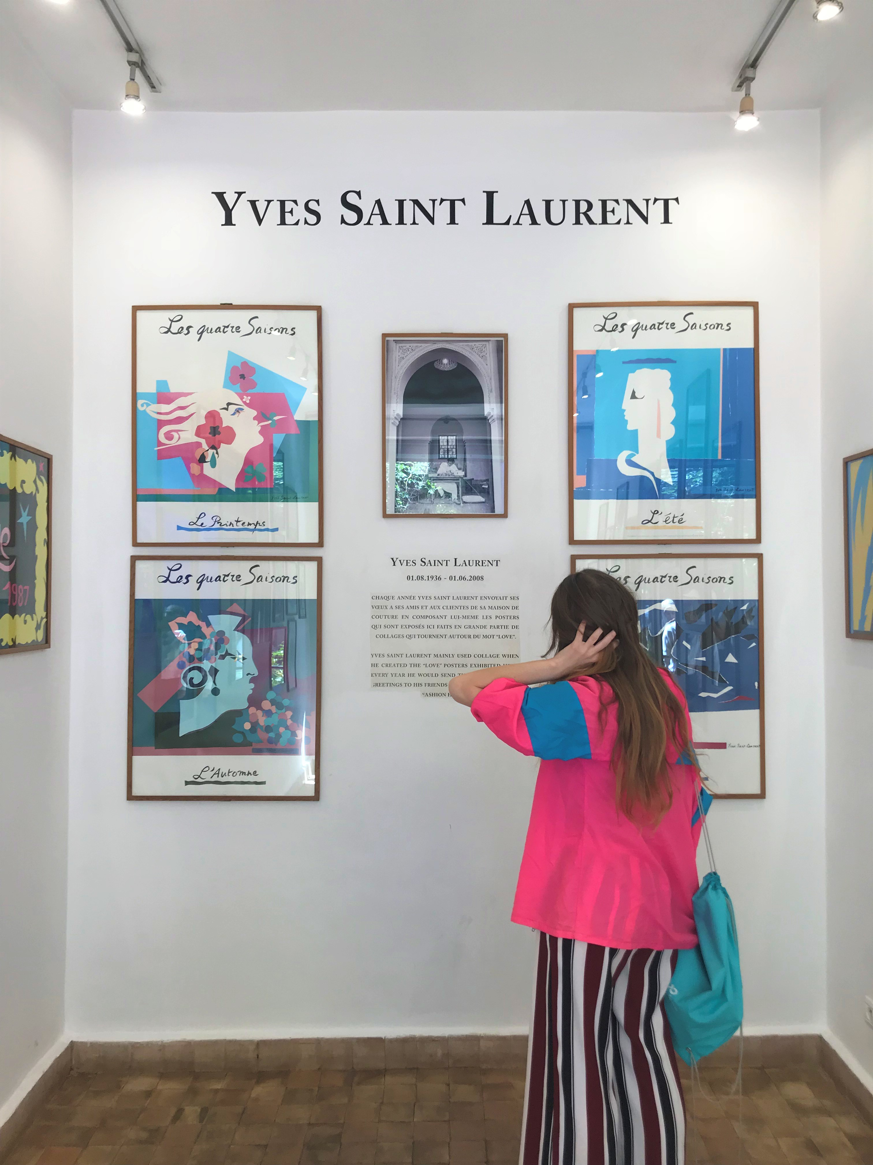 Yves Saint Laurent Muzeu