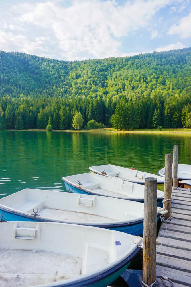 Barci Sfanta Ana