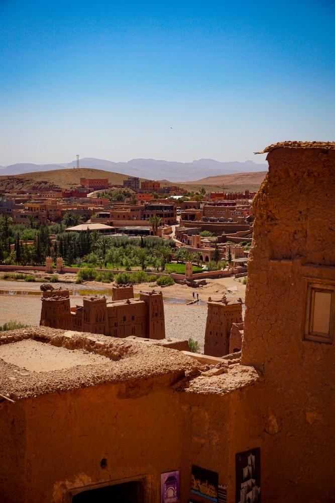 Kasbah Ait Ben Haddou Maroc