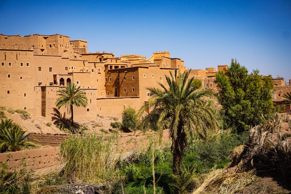 Kasbah Taourirt Maroc
